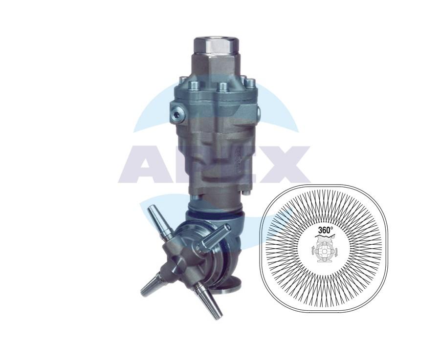 Duza Rotativa pentru curatat cisterne A80R