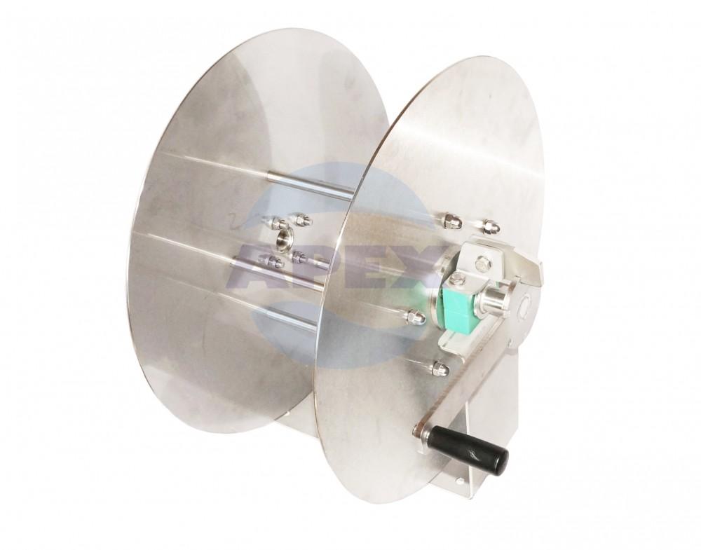 Tambur furtun inalta presiune manual inox Suttner ST-71