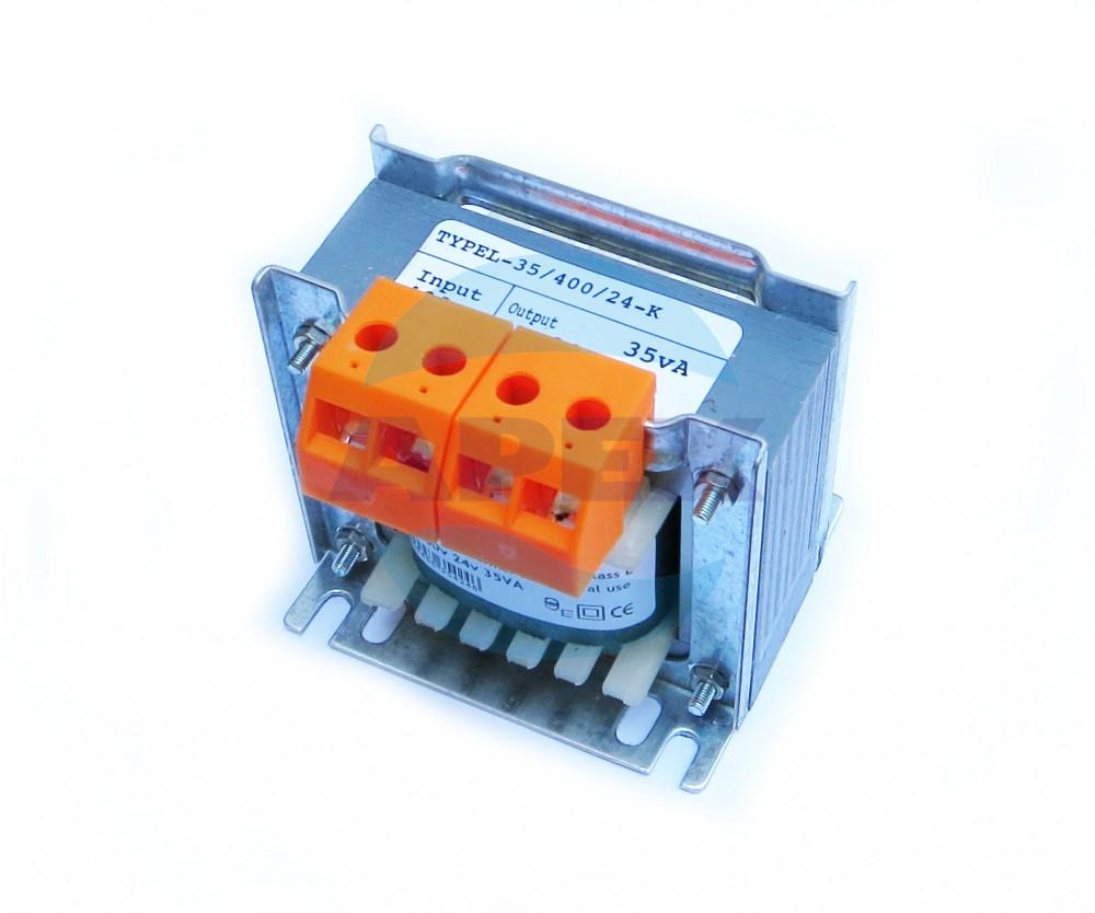 Transformator 400V/24V pentru automatizare pompe presiune