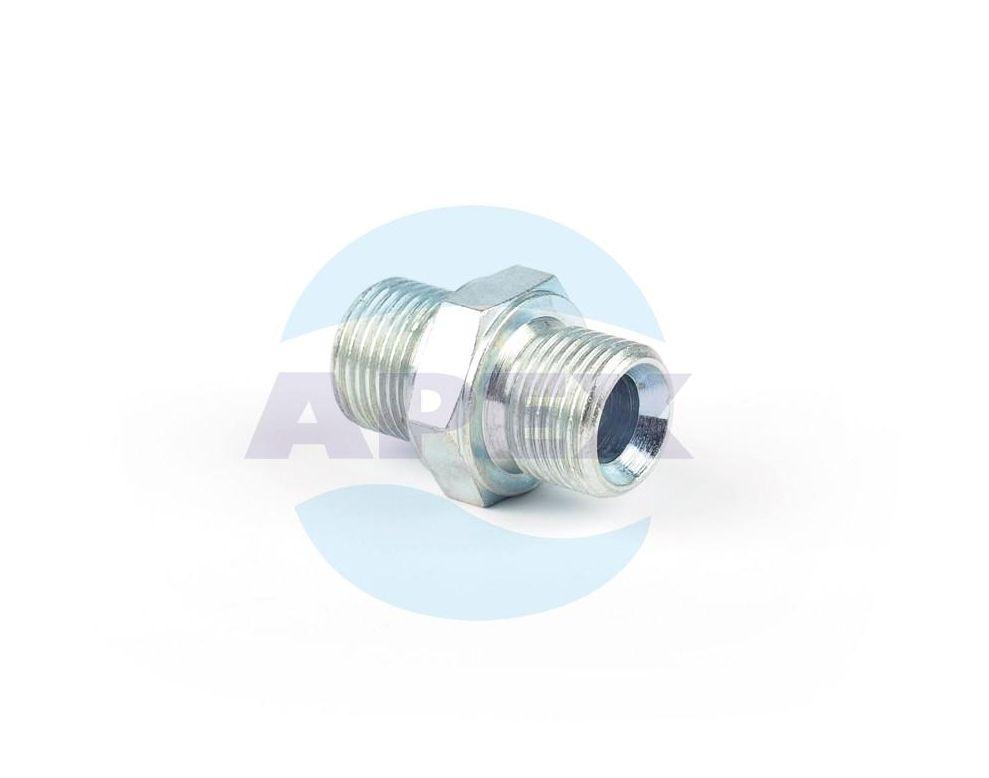 Niplu 1/2M-1/2M racord inalta presiune