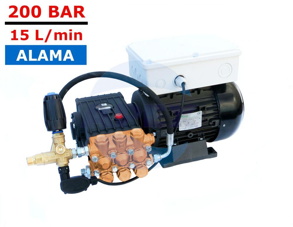 Pompa spalare cu presiune Interpump WS151 cu Total Stop
