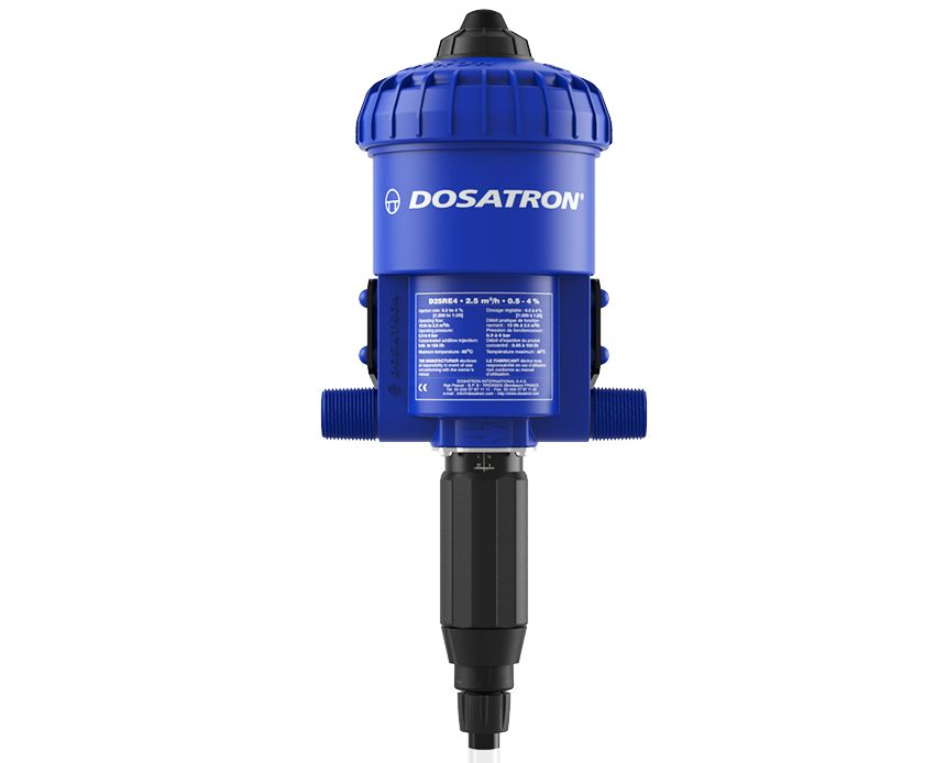 Pompa dozaj Dosatron D25R4AF, 0.5-4, 2.5mc/h
