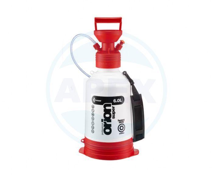 Pompa atomizor spalare Kwazar Orion ACID 6L