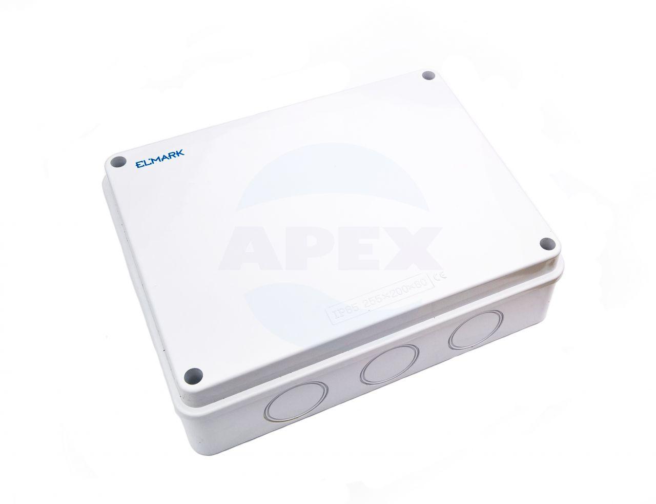 Cutie electrica pentru automatizare pompe presiune  255x200x80 mm, IP65