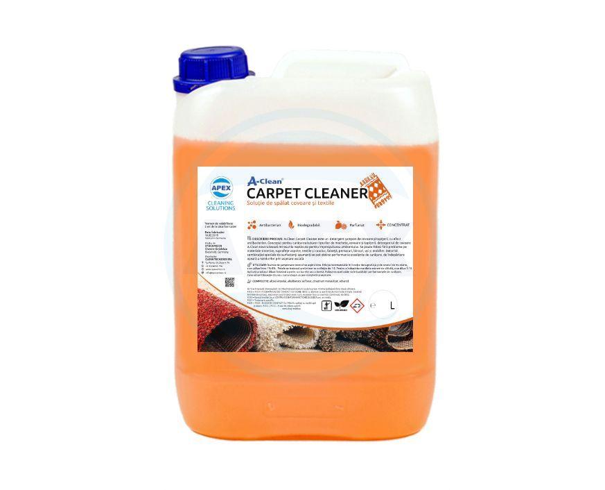 Solutie curatat tapiterie A-Clean Carpet Cleaner