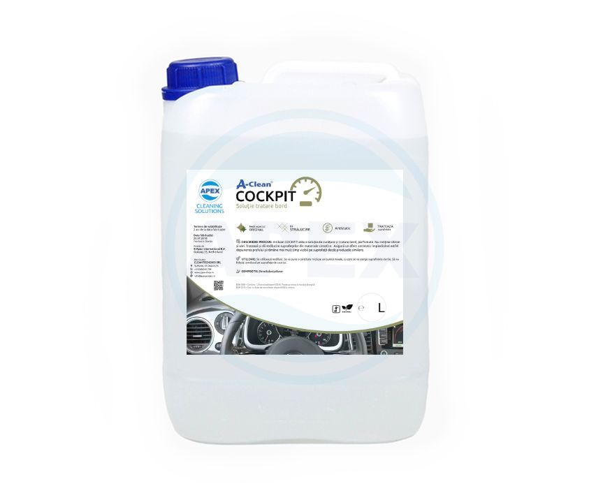 Solutie tratare bord A-Clean cockpit Cleaner