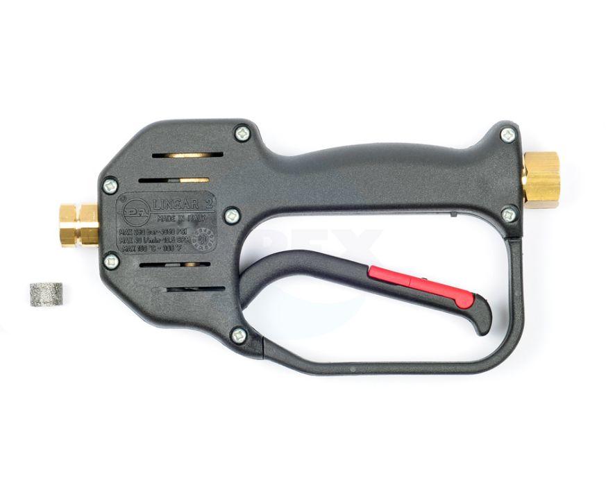 Pistol pentru aparat de spalat cu presiune - Spalare Linear 2