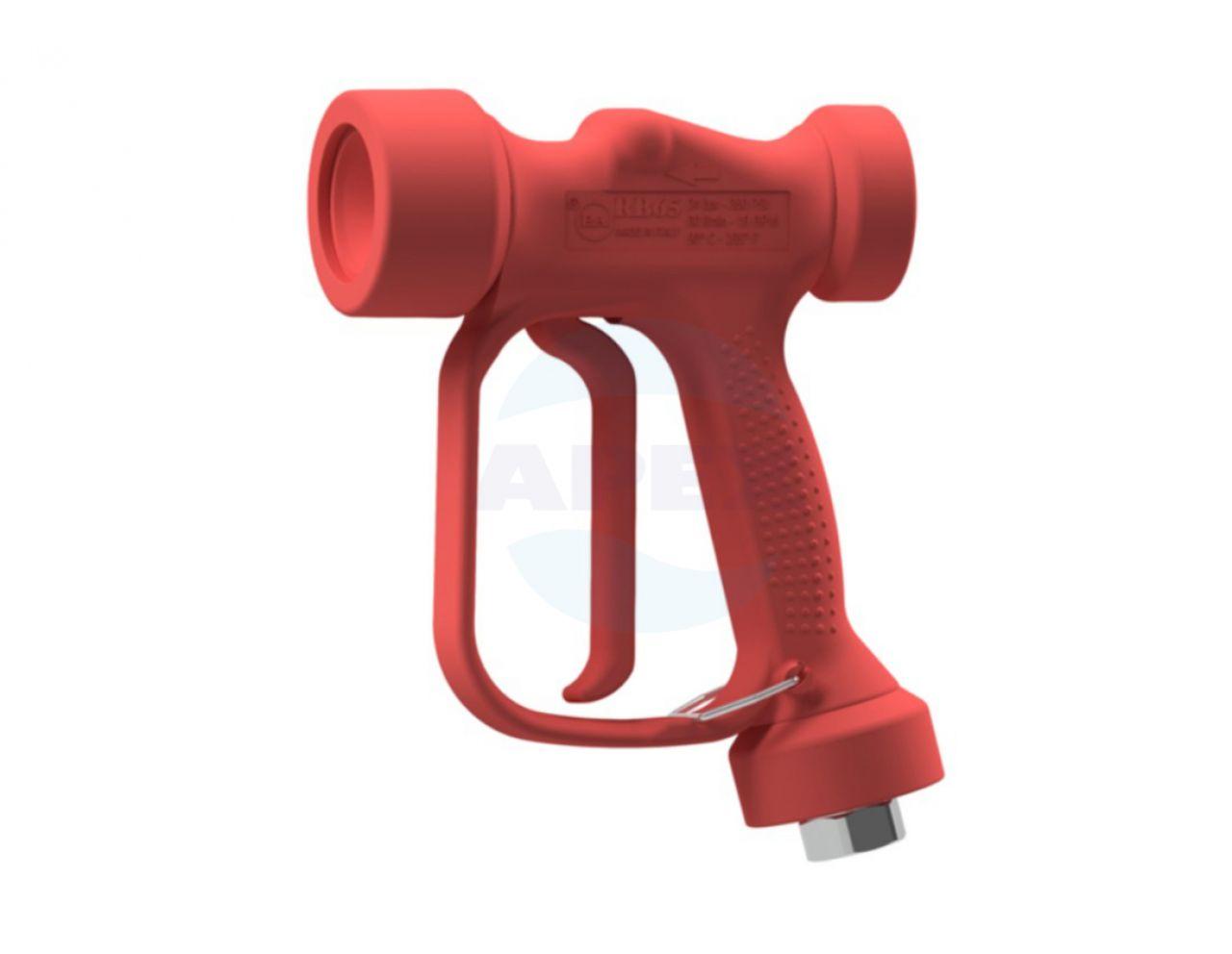 Pistol pentru aparat de spalat joasa presiune cu model pulverizare reglabil RB 65