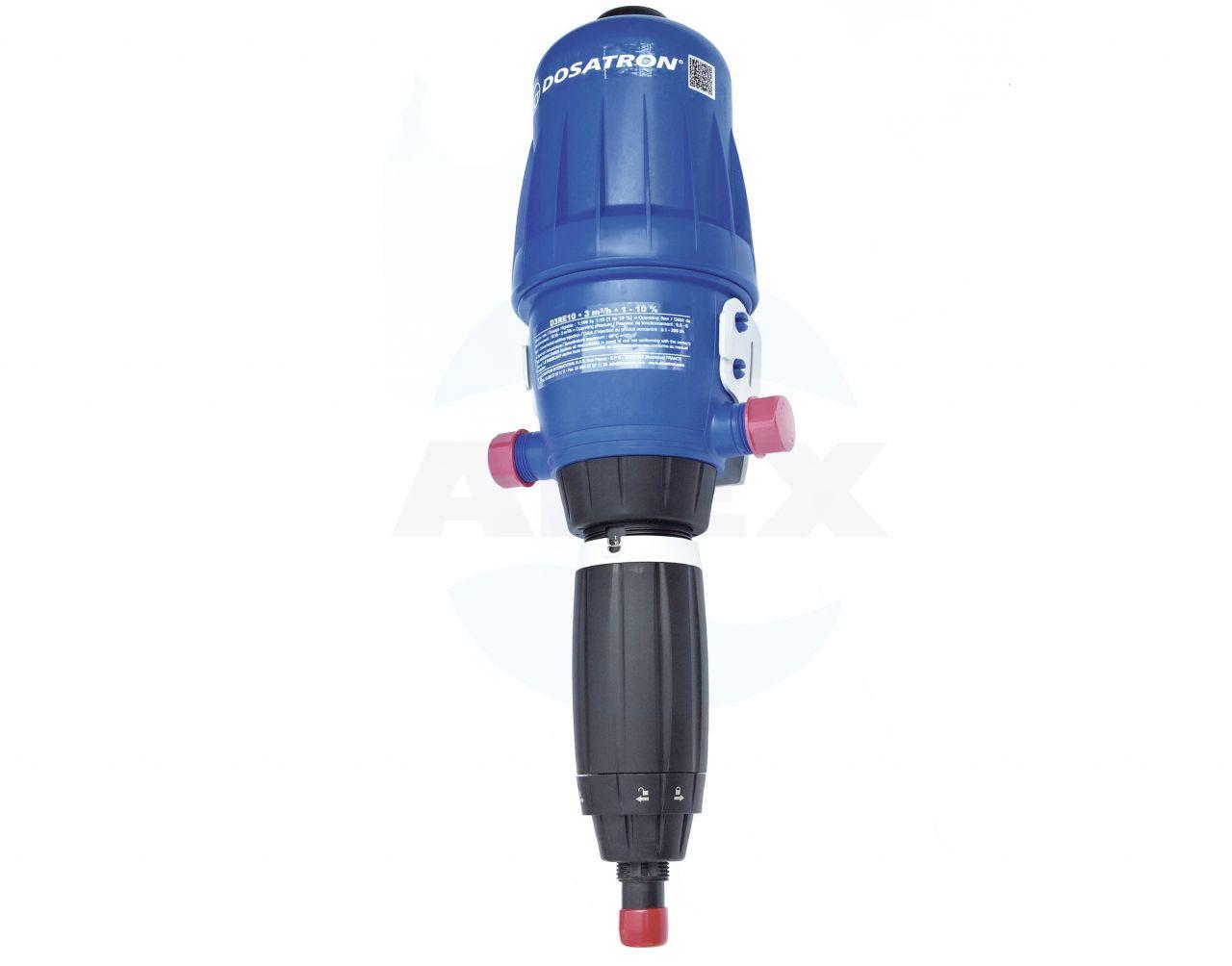 Dosatron D3RE10AF, 3 mc/h, pompa dozare proporțională 1-10% AF