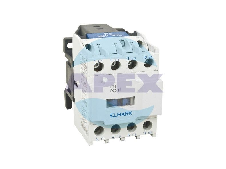 Contactor LT1-D2510 Elmark - 25A - 230V