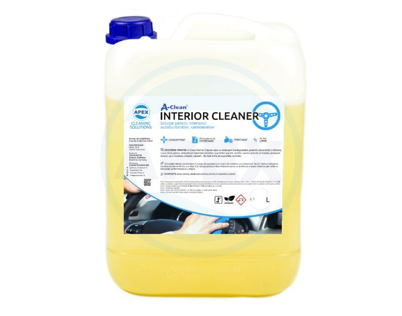 Solutie degresare A-Clean Interior Cleaner 10L