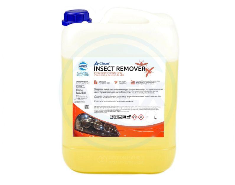 Solutie pentru inlaturarea insectelor A-Clean Insect Remover 10L