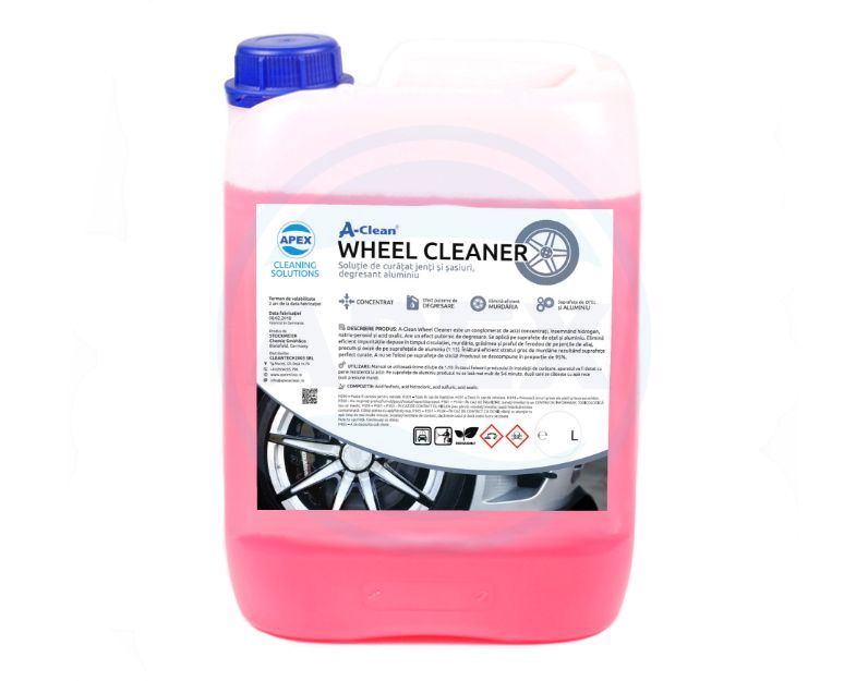 Solutie de curatat jenti A-Clean Wheel Cleaner 10L