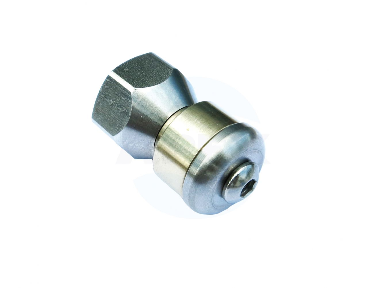Duza rotativa dezfundat conducte (tevi, canale) STR-3/8-6