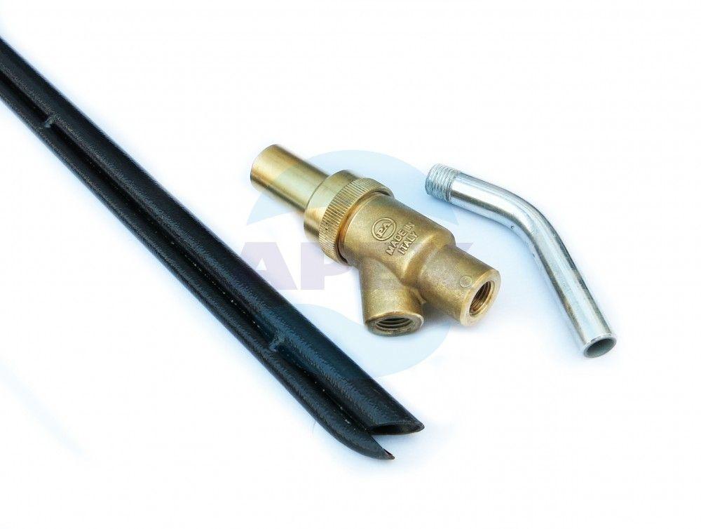 Dispozitiv hidrosablare pentru echipamente inalta presiune  TS8 - 0,50mm
