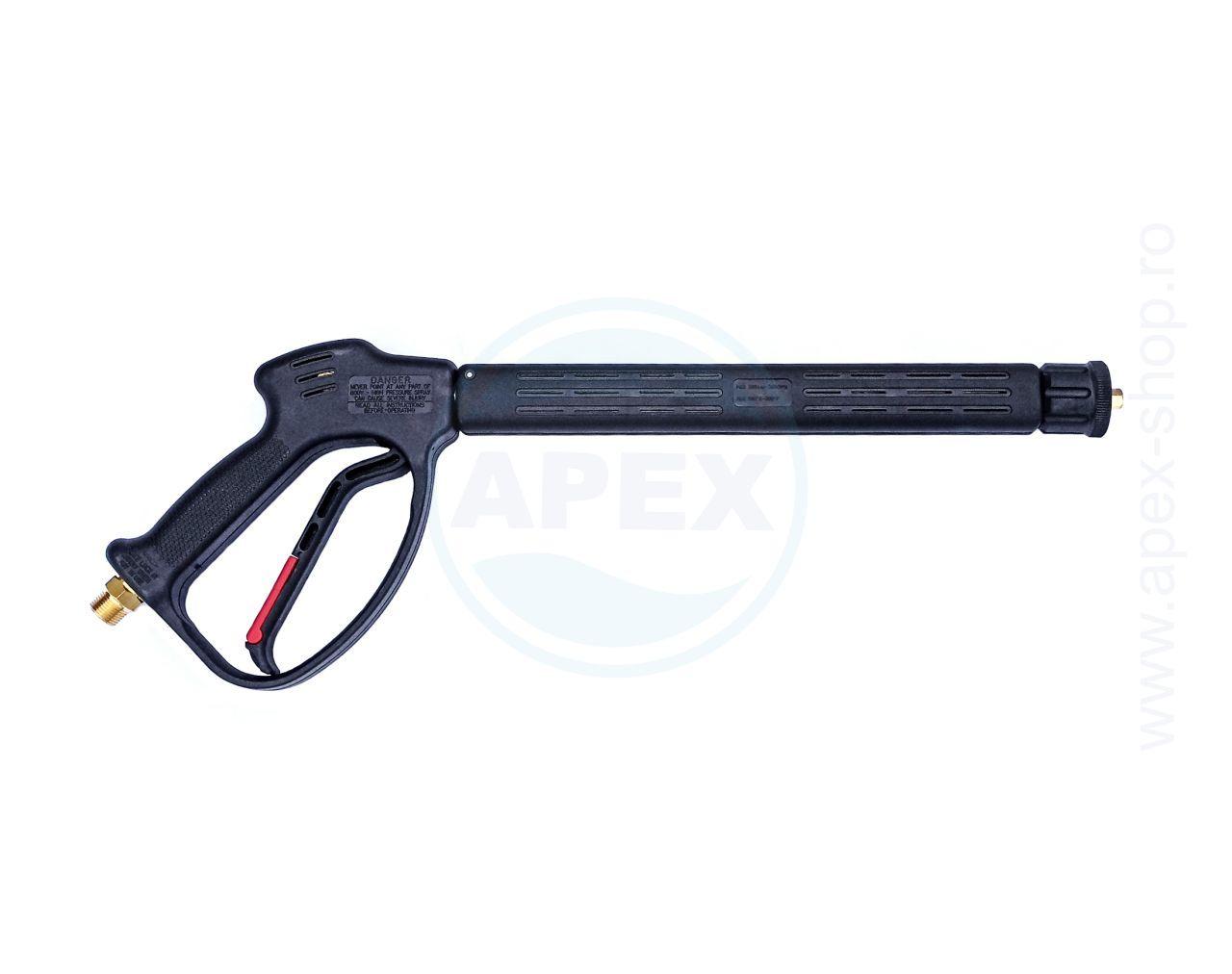 Pistol Jet RL26 cu prelungitor S3 filet M22