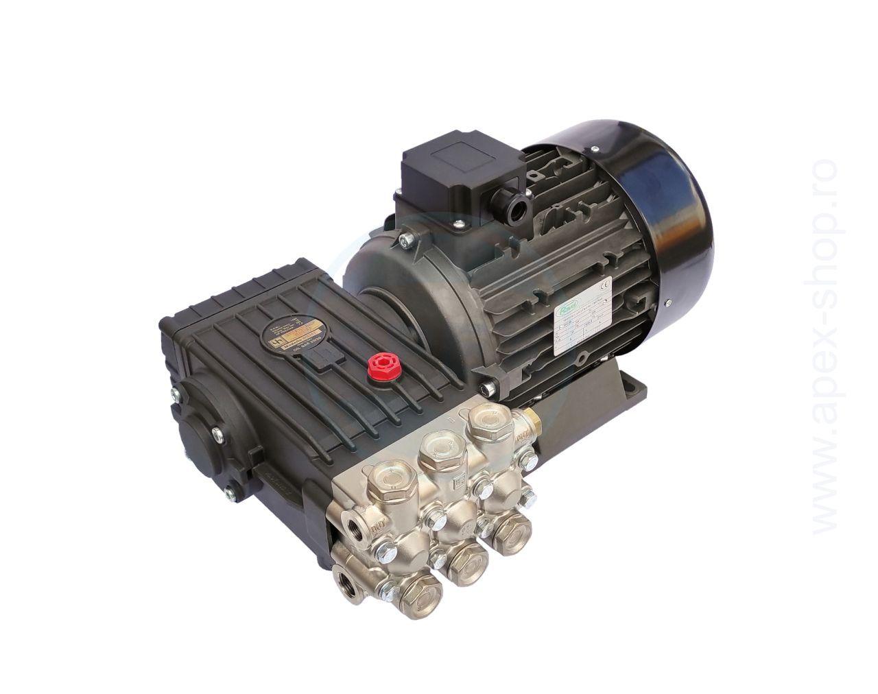 Pompa inalta presiune INTERPUMP WS201, motor 5.5KW