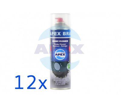 Apex Brake Cleaner 12 buc