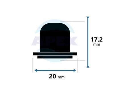Kit Supape Annovi Reverberi A2125 (O-ringuri incluse)
