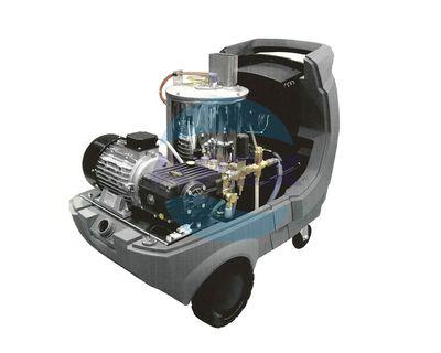 Aparat de spalat cu presiune cu apa calda Apex Super 2000