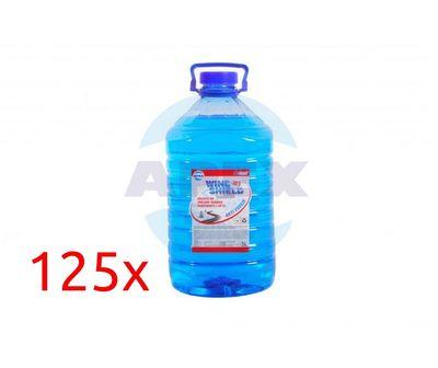 A-Clean Windshield Washer -35C 125x5L -  Solutie parfumata de spalare parbrize, gata preparata