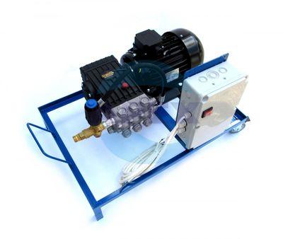 Grup Pompant Interpump WS 201 - Pompa cu presiune pe suport mobil