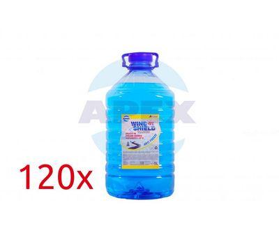 A-Clean Windshield Washer -22C 120x5L -  Solutie parfumata de spalare parbrize