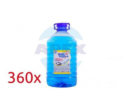 A-Clean Windshield Washer -22C 360x5L -  Solutie parfumata de spalare parbrize