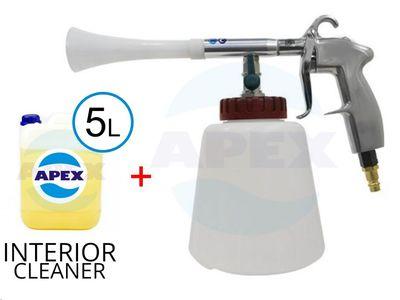 Pistol Tornador Gun - Dispozitiv de curatare interioare PROMOTIE