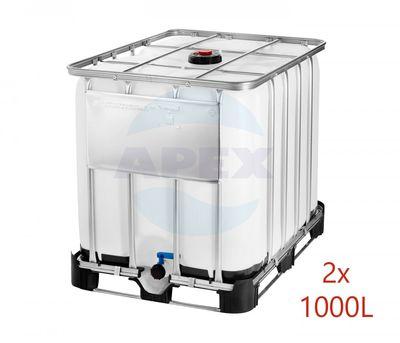 A-Clean Windshield Washer -70C 2x1000L -  Lichid Parbriz Concentrat