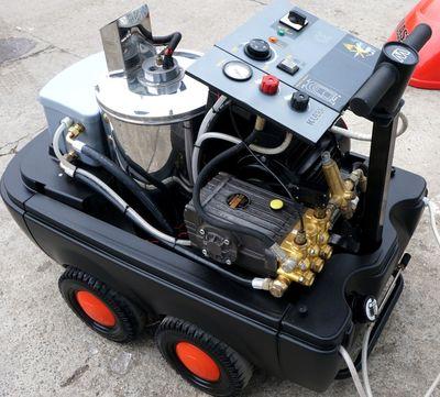 Masina de spalat cu presiune apa calda MAER Klass 2000 (RECONDITIONAT)