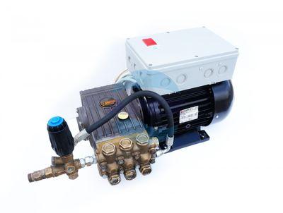 Grup pompare spalatorii auto - reconditionat (second hand) 200 bar, 15l/min