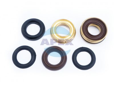 KIT COM17 set complet de garnituri piston D18; 8x1 buc - Compatibilitate: pompe seria: *FW mai putin seria 5023 - 5530; FWS; FWD