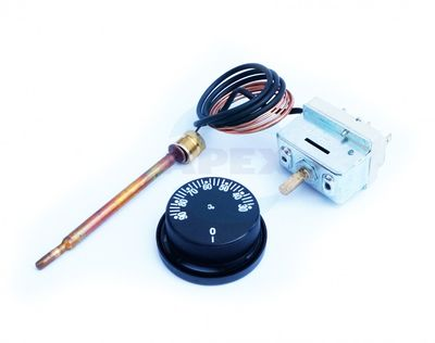 Termostat 30-90C 1500mm  pentru aparate presiune