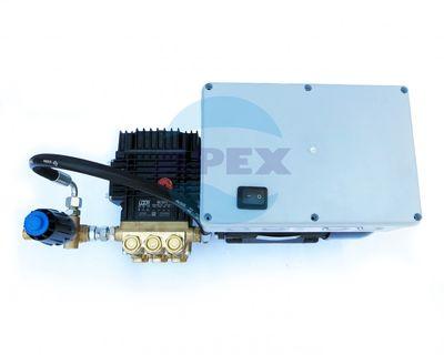 Grup Pompare Udor 170 bar, PKC 13/17 S cu automatizare si regulator presiune