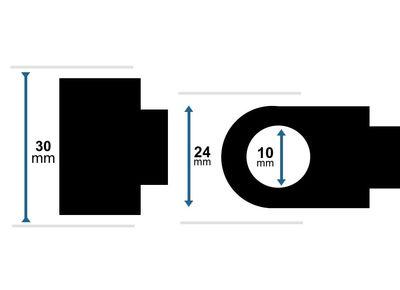 Bobina Inductie electrovalva 24V pentru pompe combustibil