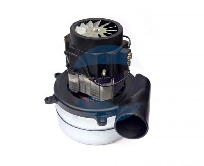 Motor tangential pentru masini de maturat, spalat pardoseli, 24V, 450W