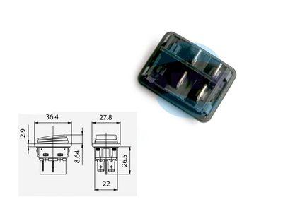 Comutator (intrerupator) basculant 250VAC IP65