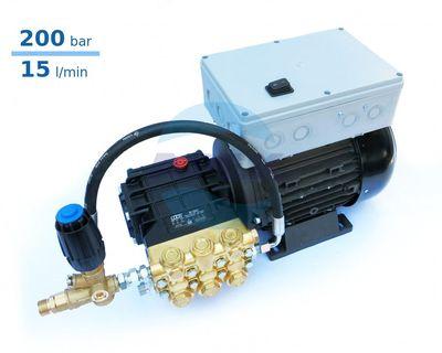 Grup Spalare Udor MC 15/20 cu automatizare si regulator presiune