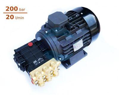 Aparat spalare cu presiune Udor MC 20/20