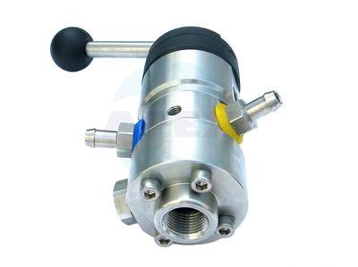 Dispozitiv dozare spuma (dezinfectie) ST-164 inox