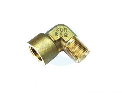 Cot alama inalta presiune, 350 bar, 3/8F – 3/8M