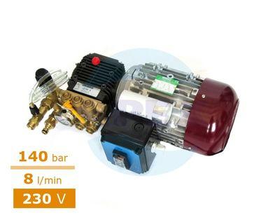 Pompa spalare cu presiune monofazat, 220V COMET LS 140-8