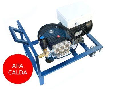 Grup pompare completa Interpump WS201 cu Total Stop pentru APA CALDA