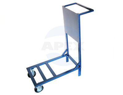 Cadru metalic mobil pompa spalare (carucior)