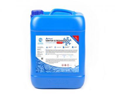 Solutie spalare parbriz Winter Screenwash Concentrat pe baza de etanol -72C 25L