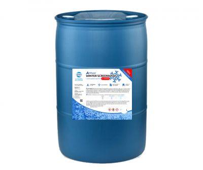 Solutie spalare parbriz Winter Screenwash Concentrat pe baza de etanol -72C 200L