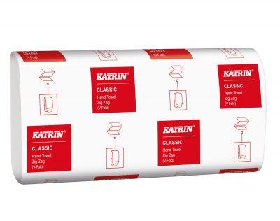Hartie Katrin Classic ZZ White V2 (20x200 buc)