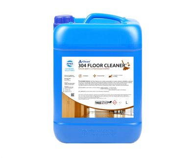 Solutie pentru curatarea si protejarea pardoselilor A-Clean 304 Floor Cleaner 25L