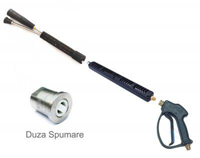 Kit Lance dubla de spumare ST-175 420mm cu Pistol presiune RL26 Weep